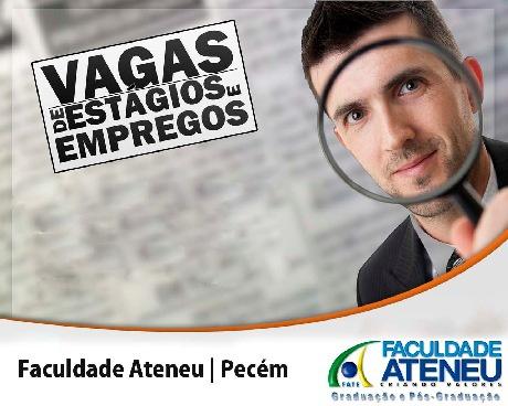 VAGAS DE EMPREGOS