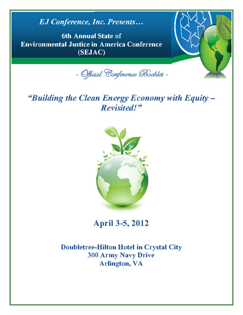 6th Annual SEJAC - April 3-5, 2012