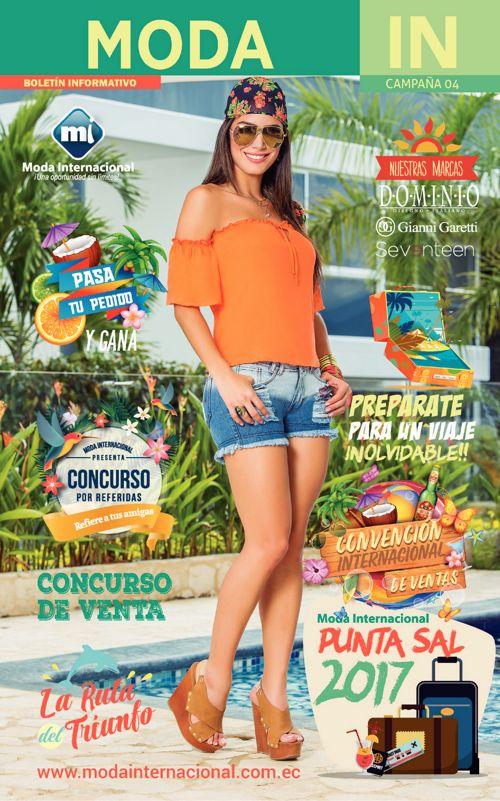 ECUADOR: Moda In C4 -5