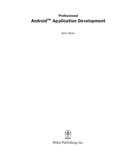 AndroidBookFlip