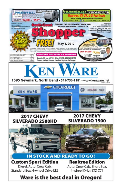 South Coast Shopper e-Edition 5-4-17