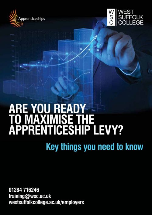Are you ready to maximise the apprenticeship levy?