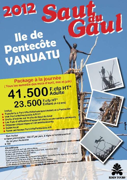Catalogue produits EDEN TOURS