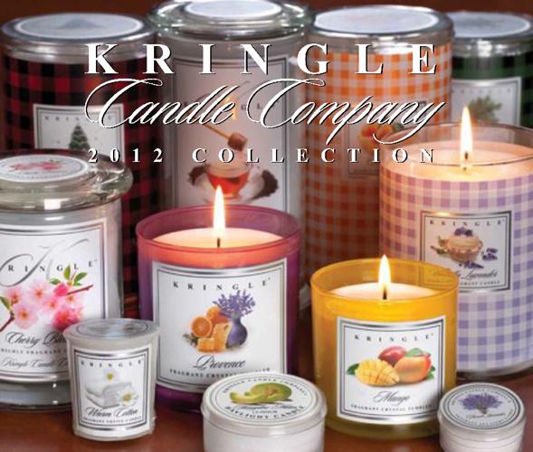 Kringle Candle Company 2012 Brochure