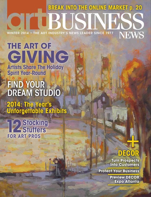 Art Business News Winter 2014 Edition