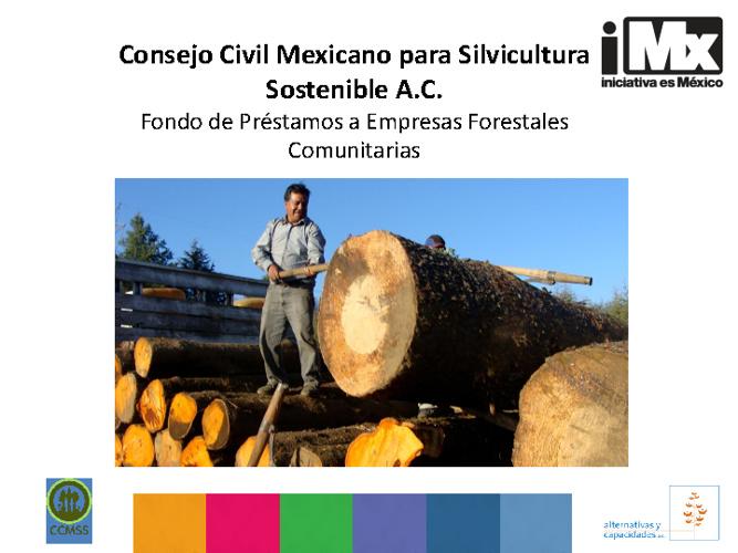 Consejo Civil Mexicano para Silvicultura Sostenible A.C.