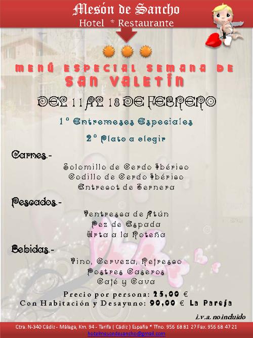 Hotel * Restaurante Mesón de Sancho
