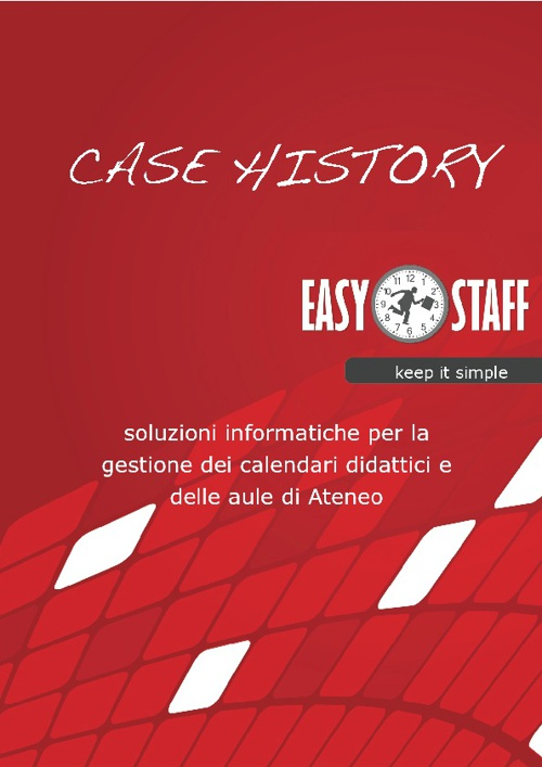 Case History UniUd Ingegneria