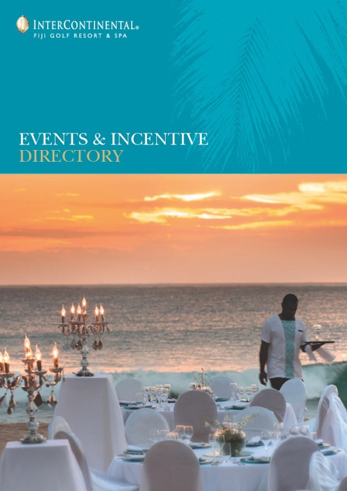 InterContinental Fiji - Conference & Events Directory