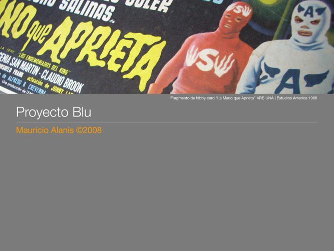 Proyecto Blu