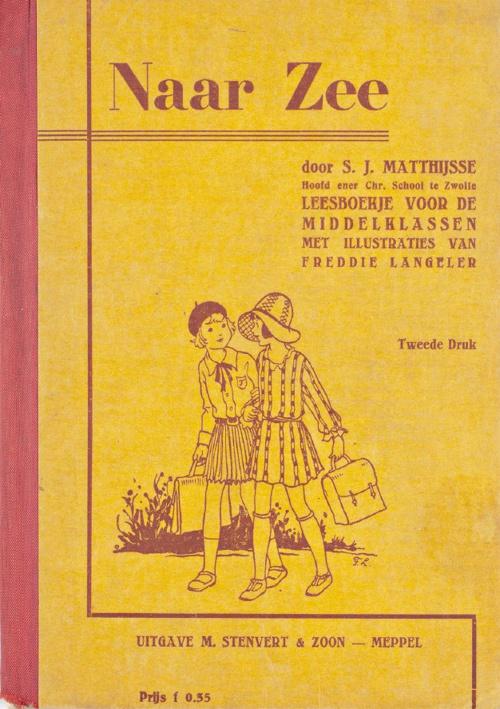 Boek: Naar Zee uit 1935 (Gedigitaliseerd door Sandra Keijzer)