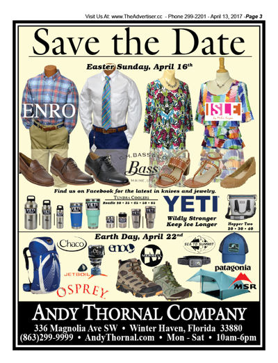 The Advertiser Lakeland April 2017