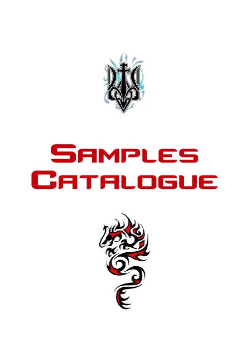Tattoo Samples