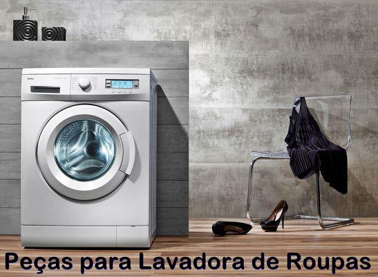 peças lavadora