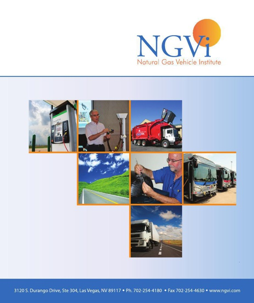 NGV Technician Training Catalog