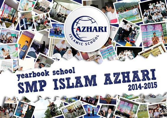 Buku Tahunan SMP Azhari 2015