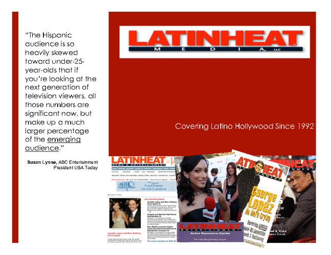 Latin Heat Entertainment