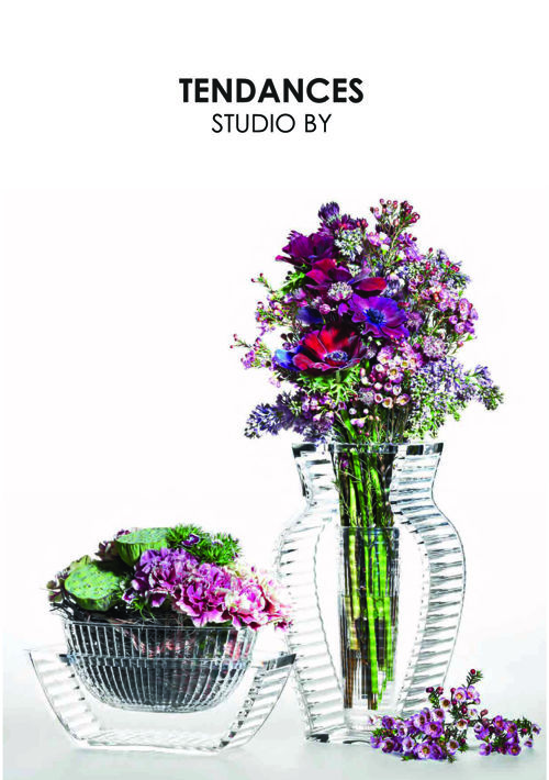 "Studio by... Catalogue ""Tendances"""