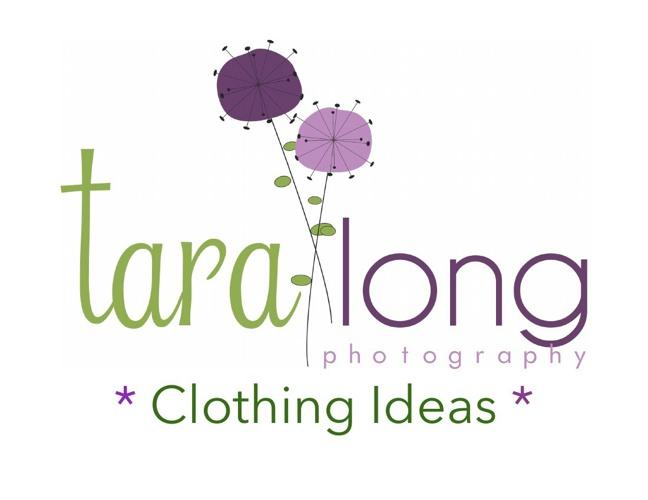 Tara Long Photography Clothing Guide