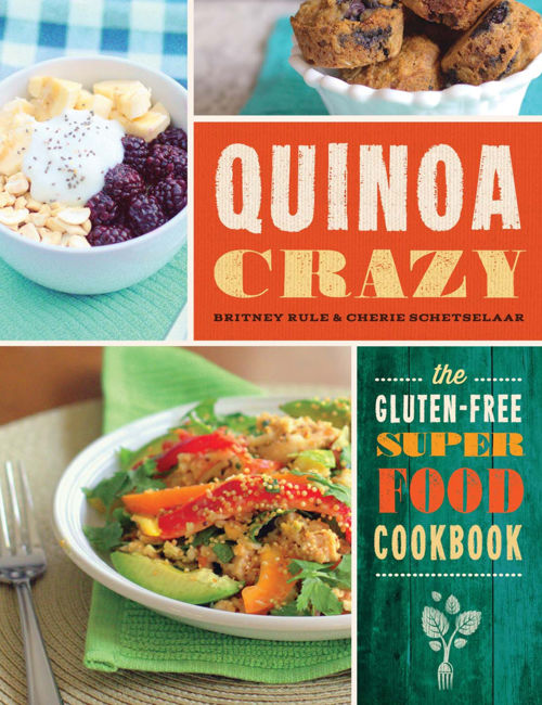 Quinoa recipes (caption, social, tags, video widget)