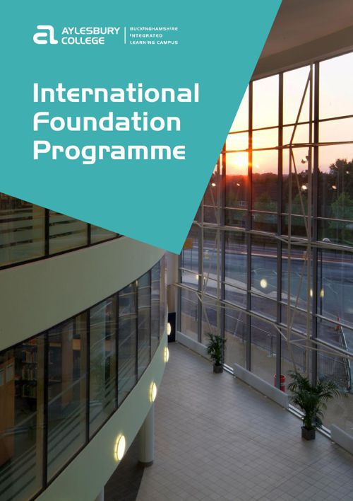 International Foundation Programme