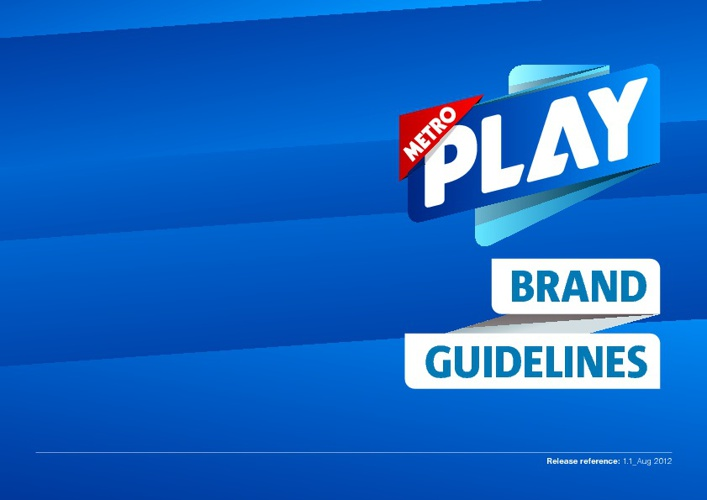 Metro Play Brand Guidelines