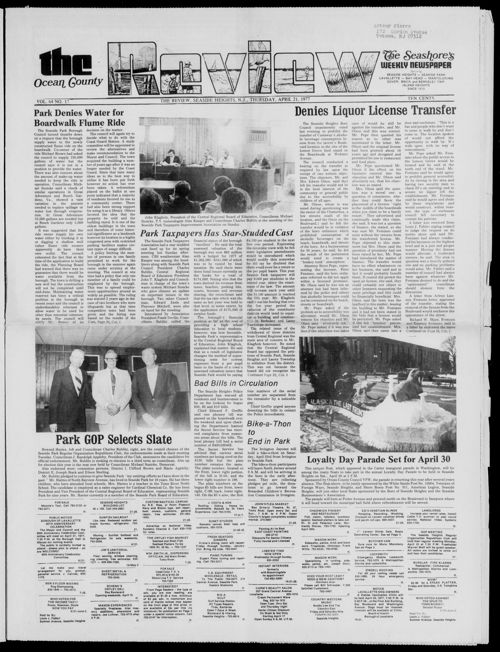 Review April 1977
