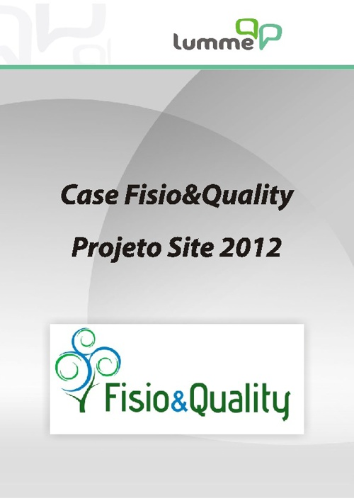 Case Fisio&Quality