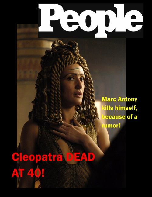 Cleopatra Final Carter, Emma