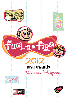 2012 AMA NOVA Awards Winners' Book