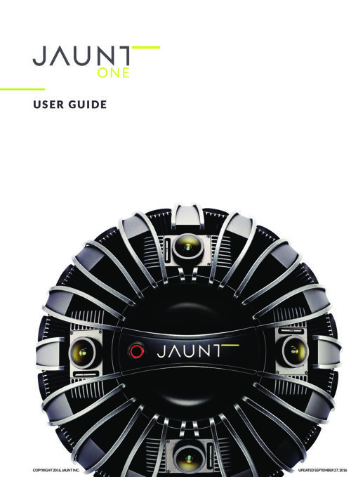 Jaunt_ONE_User_Guide_20160927