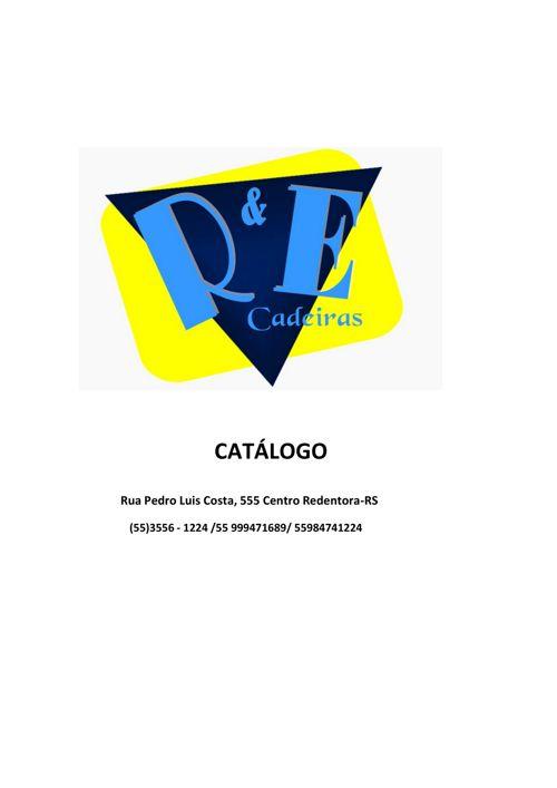 R&E CADEIRAS