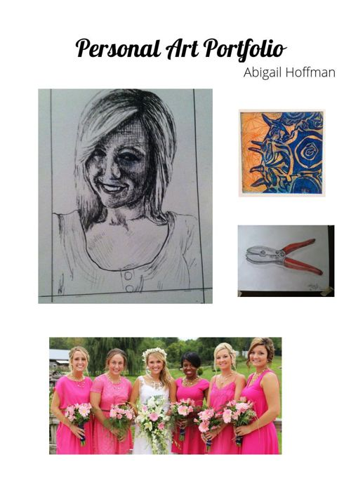 Personal Art Portfolio