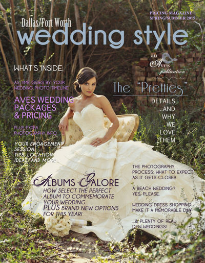 Aves Photography Wedding Price Magazine