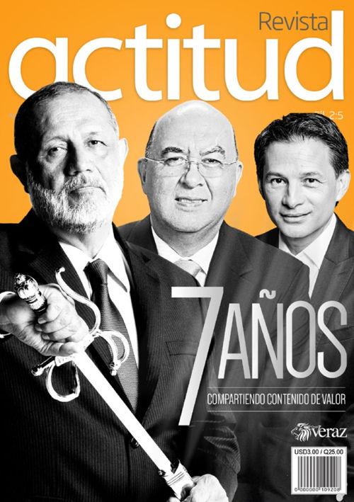 Revista actitud 70