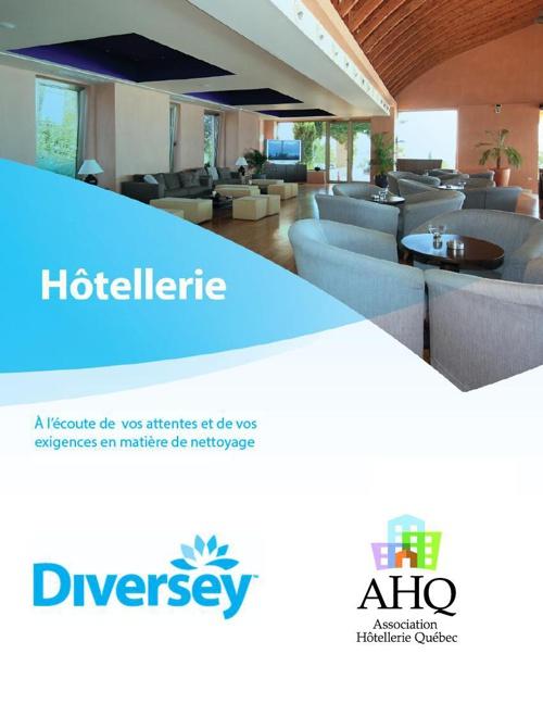 Hôtellerie Sealed Air et AHQ