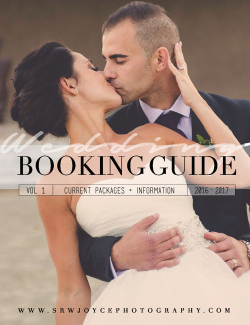 WEDDING BOOKING GUIDE
