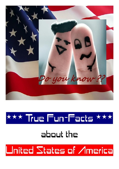 Todd's Students Project -True Fun Facts USA