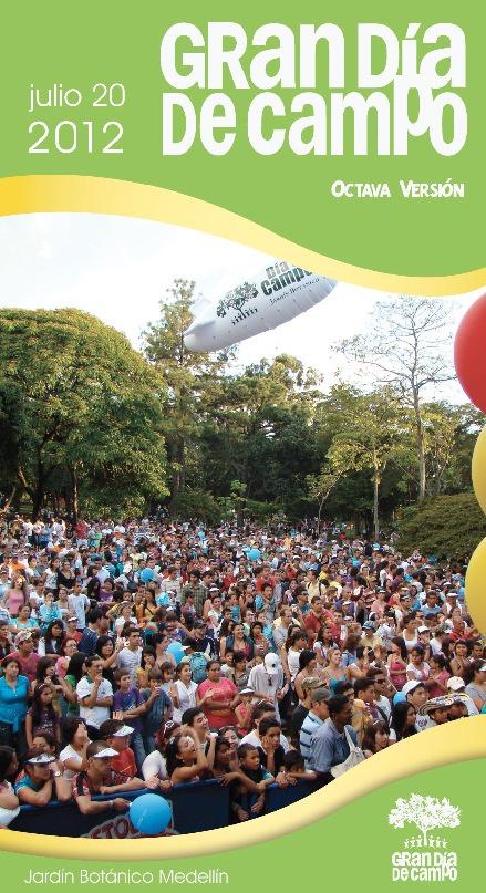Gran Dia de Campo 2012