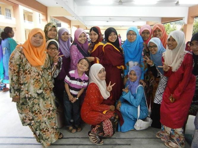 MEMORY OF PRA-U OF SMKDHHY  STUDENT (BATCH11/12)