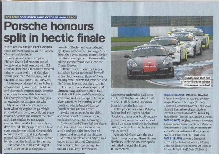Autosport - October 24 2013