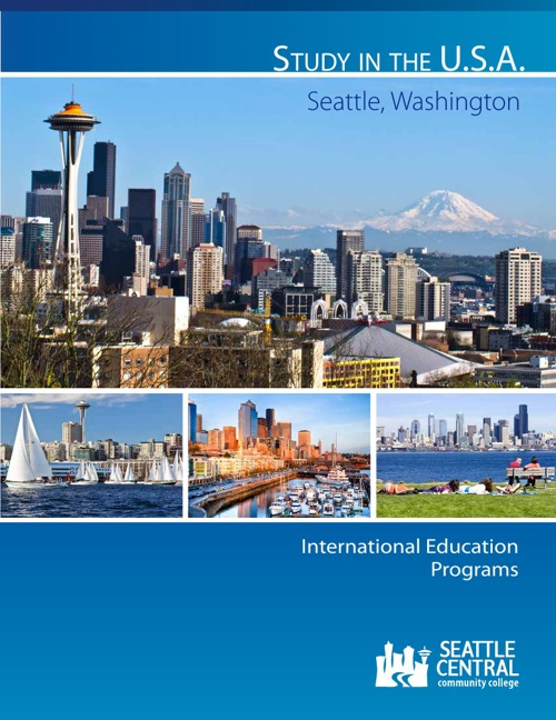 Seattle Central Brochure