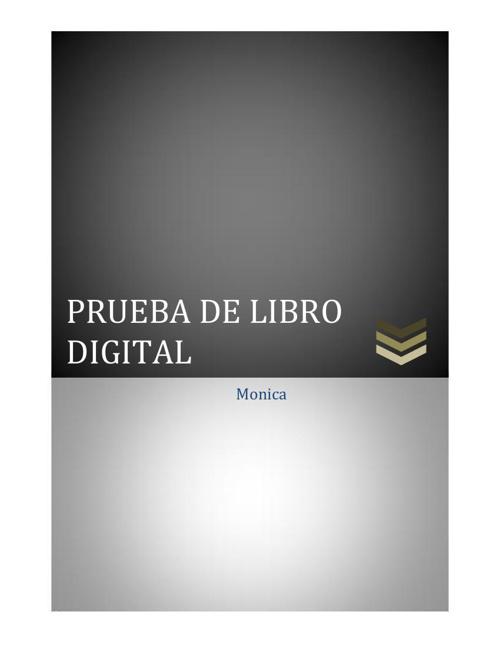 PRUEBA DE LIBRO DIGITAL CON IMAGENES DE MICROSOFT OFFICE