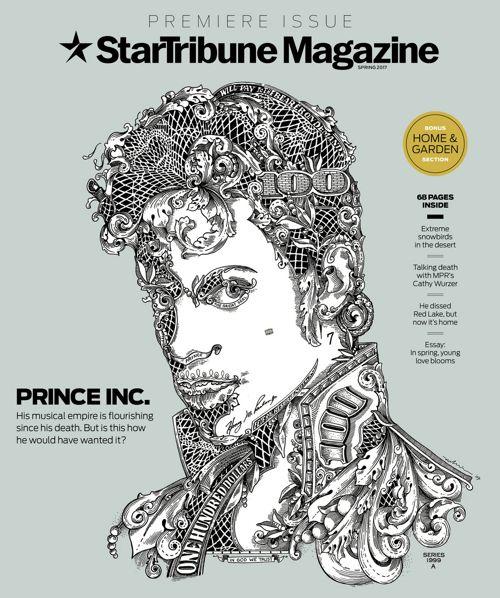 Star Tribune Magazine - Spring, 2017