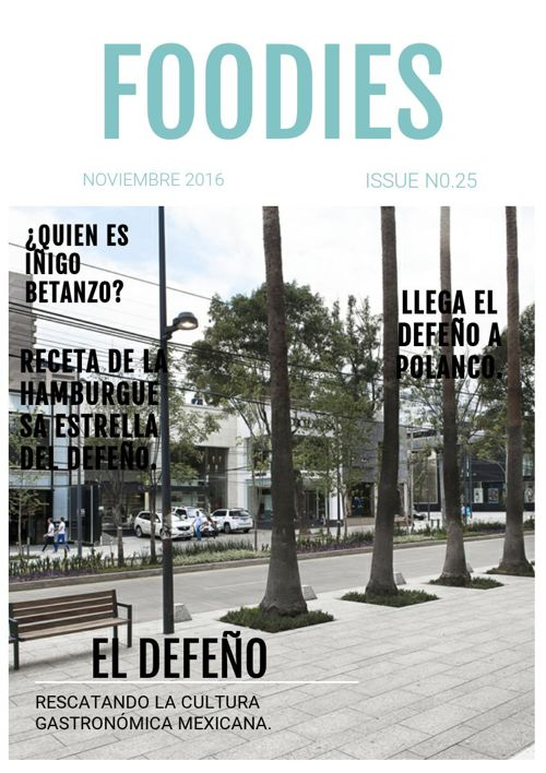 FOODIES EL DEFEÑO