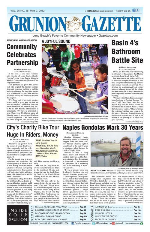 Grunion Gazette | May 3, 2012