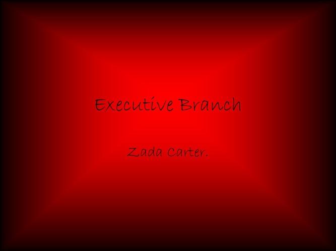 zada anna may rose carter