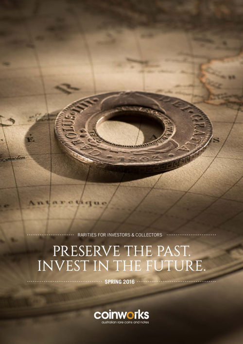 Spring 2016 - Preserve the past. Invest in the future.