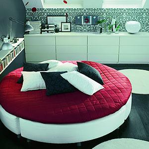 Catálogo del área de cama