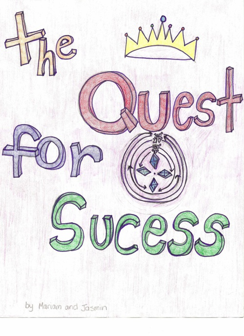The Quest For Success (Math Book)